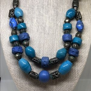 Jewelry - Blue Necklace 🧩
